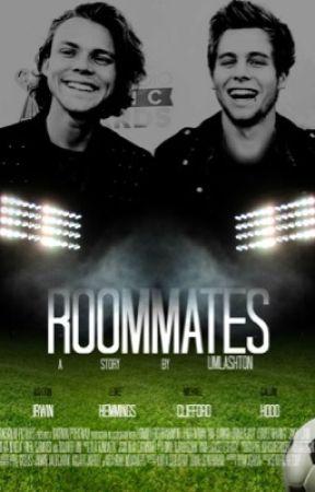 roommates • lashton by umlashton