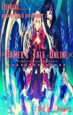 Gamer's Tale Online by a__heart