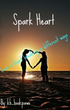 Spark Heart by kh_bookpaws