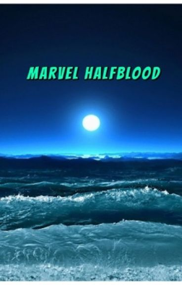 Marvel Half-Blood (Avengers & PJ Crossover)
