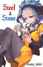 Steel and Stone (Gale) {Fairy Tail AU} by chello_8893
