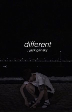 Different | J.G [completed] by lordwillinluh