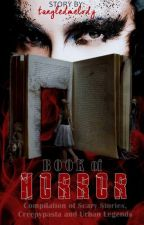 BOOK OF HORROR by gabbygoloso
