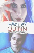 Harley Quinn (Stiles/TeenWolf) by GodsAgainstGoddesses
