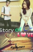 The story of our love by auliaarizka