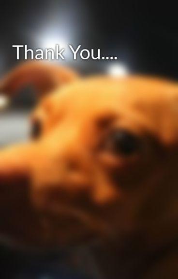 Thank You.... by Niniami