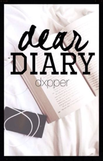Dear Diary || dipper x reader (short story)