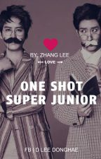 ONE  SHOT'S  [Super Junior] by dleedonghae