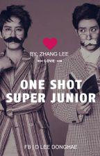 ONE  SHOT'S  [Super Junior] by dleedonghae