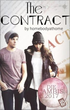 The Contract by homebodyathome