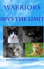 Warriors ~ Sky's The Limit by potatoismyname22