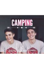 Camping - s.w. by _mzelleclxra_