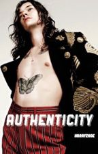 Authenticity| AU by Harryzhoe