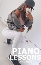 PIANO LESSONS ✏[a editar] by c4ndygirl
