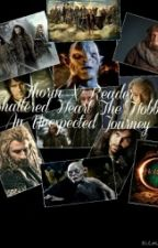 thorin x reader shattered heart-an unexpected journey COMPLETED✔️ by LegionOfTheBVB