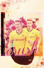 crush | m. reus by mvrcoreus