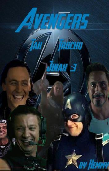 Avengers - Tak trochu jinak :3