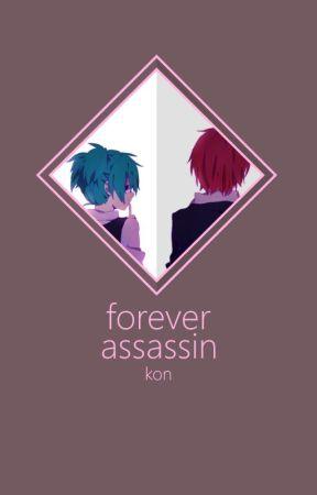 forever assassin ; ansatsu kyoushitsu by kon-yan