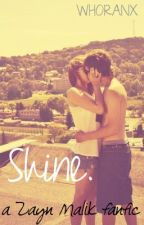 Shine (Zayn Malik) by whoranx