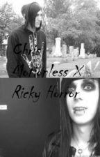 Motionless In White Chris x Ricky boyxboy  by kuzahorrorsola