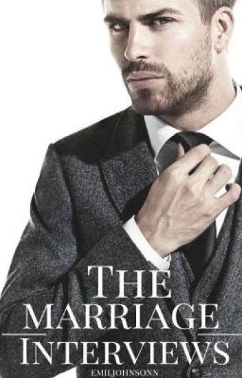 The marriage Interviews (boyxboy)