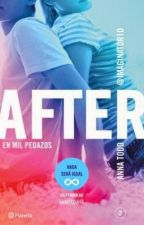 After - mil pedazos (link pdf) by camilasu