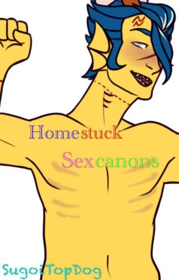 Homestuck Sexcanons [COMPLETED]