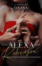 Alexa Robinson [PUBLISHED IN A BOOK] by daasa97