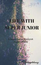 Life With Super Junior (ON-HOLD) by slvrbeaglebunny