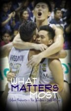 What Matters Most by heimao