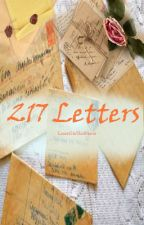 217 Letters (On-Hold) by LostGirlinParis