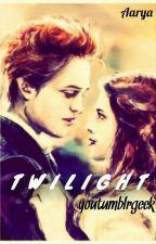 Twilight (Original Book) by freakinghuman