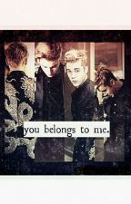 you belongs to me  by dodakhalid77