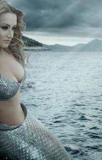 "Sirenas I  ""¡Yo una sirena plateada!"" [Original] (COMPLETO] by lalitareyescastaneda"