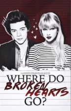 Where do broken hearts go (Haylor) by enshrouded