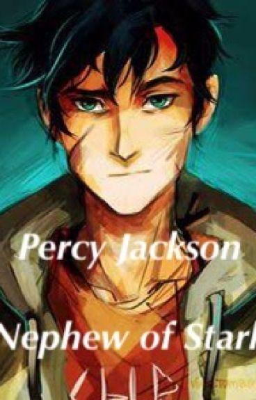 Nephew of Stark (Percy Jackson cross avengers fan fiction)