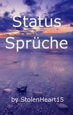 StatusSprüche by StolenHeart15