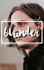 Blunder ‡ Spencer Reid by vallutasid
