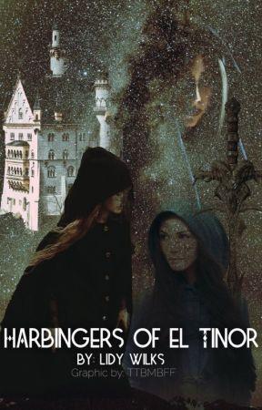 Harbingers of El Tinor- work in progress by LidyWilks