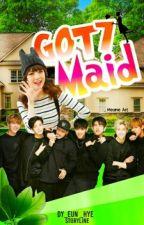 [[COMPLETE]] GOT7 MAID ?! by Dyanaaaaa_