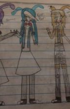 Fnaf Drawings by XxGothKittenxX