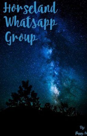 Horseland Whatsapp group by flashi_