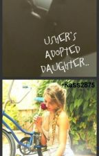 Usher's adopted daughter.. by KitKatKass