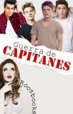 Juego De Capitanes by RossBooks