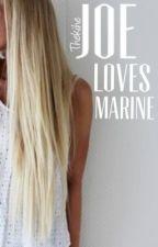 Joe loves Marine by Thekihe