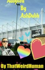 Adopted by Ashdubh #Wattys2016 by ThatWeirdHuman