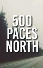 500 Paces North by discoverhope