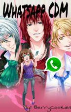 """Whatsapp """"Los locos del Sweet Amoris"""" by BerryCookies"""