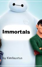 Big Hero 6 Immortals (Sequel to As The Years Go By) by KimScamander