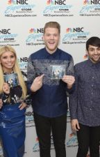 Pentatonix Adoption by ptxhamilton
